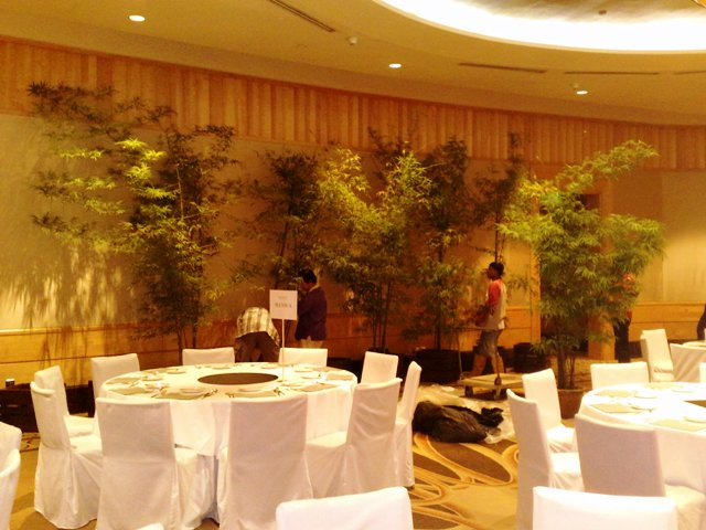 HSBC-Annual-Dinner-2009 (Bamboo Theme)