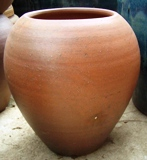 Brown-Pot-Dia30cmxH53cm