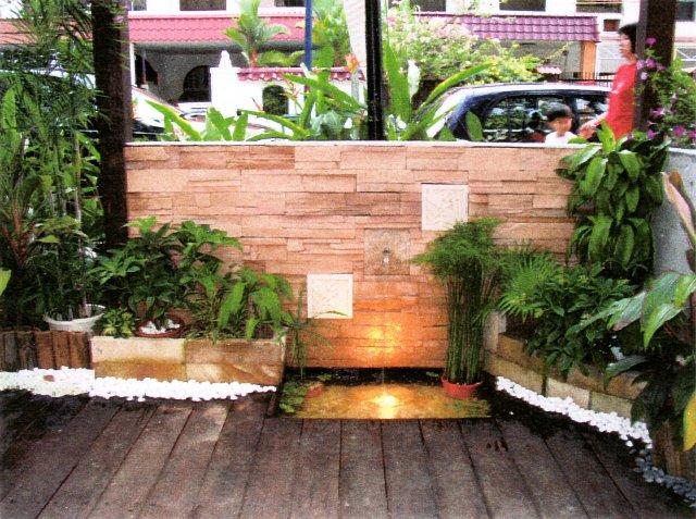 Secret Garden Water Feature