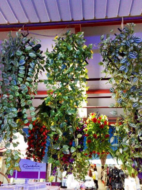 skyland gardening » artificial plants